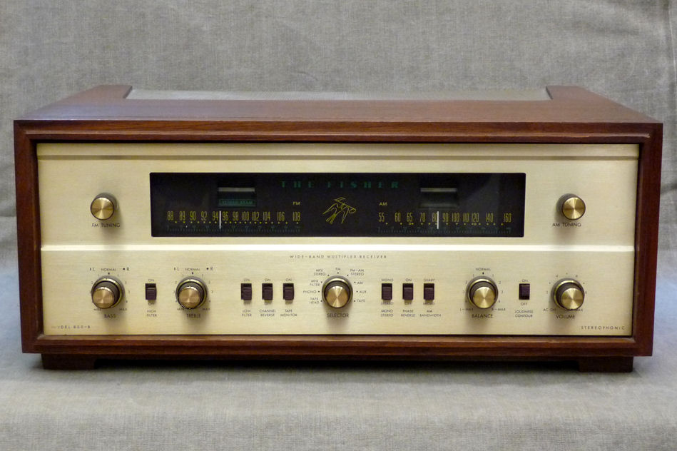Fisher Cabinets #1 - Philu0027s Old Radios