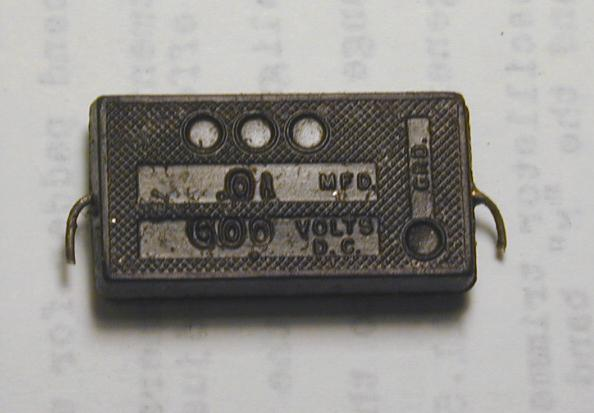 Reliable Mica Capacitor
