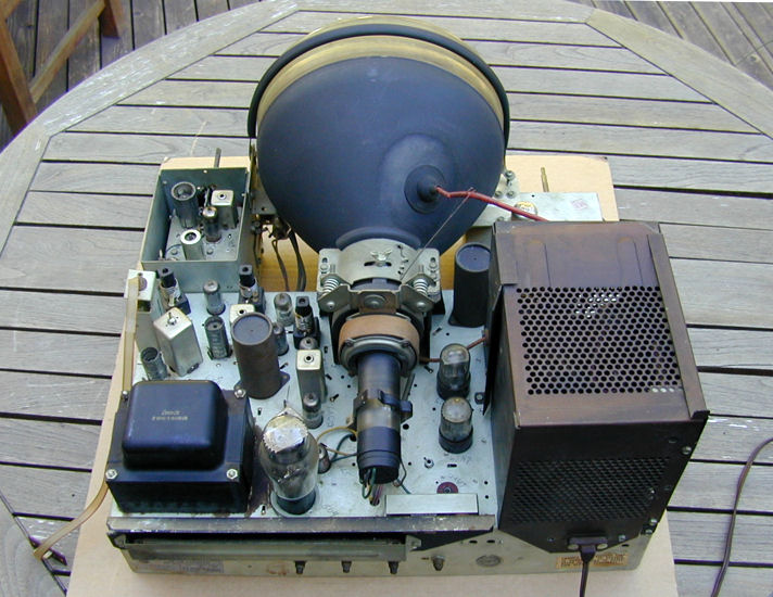 Rca Model T 100 Television 1950