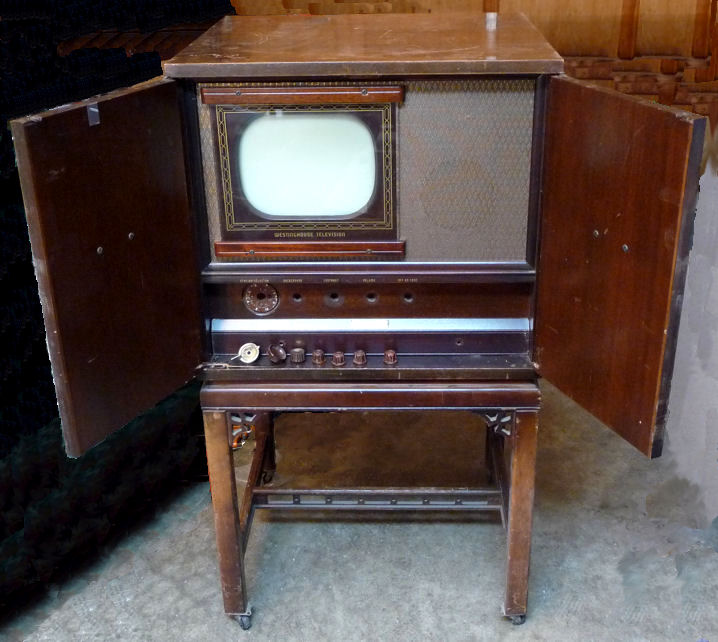 Westinghouse Model H 181 Philco 48 1001 Television 1949