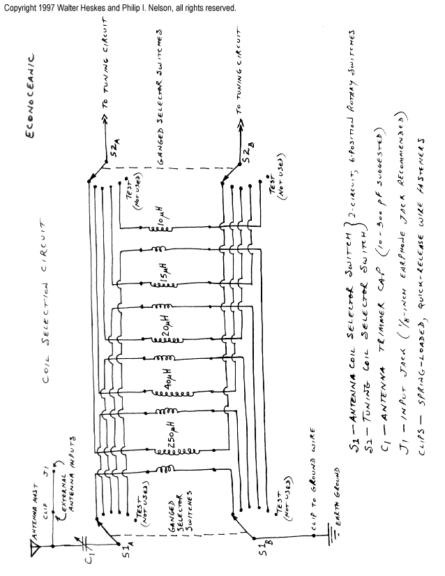 vintage am antenna wiring diagram   33 wiring diagram images