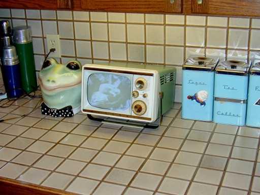 emerson model 1232 television radio 1956