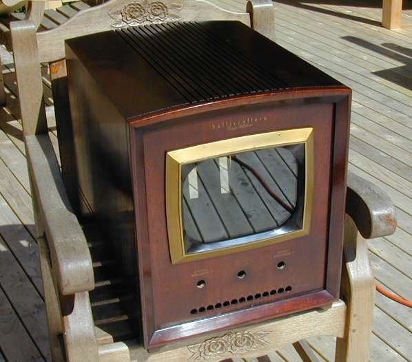 Hallicrafters Model T 67 Television 1948