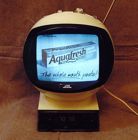Jvc Model 3240 3250 Videosphere Television 1970s