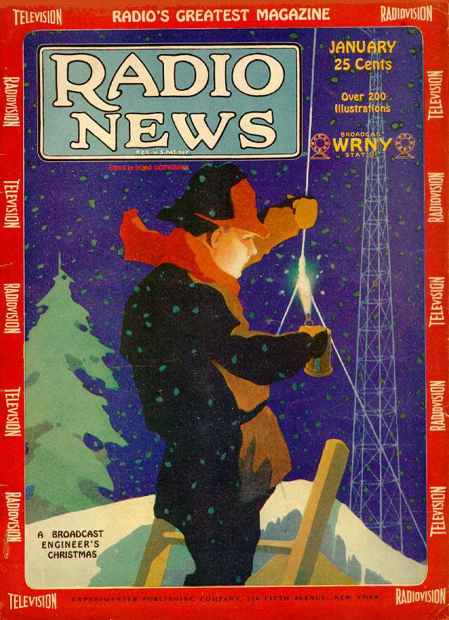 Radio Handwerk Vintage Maggazine