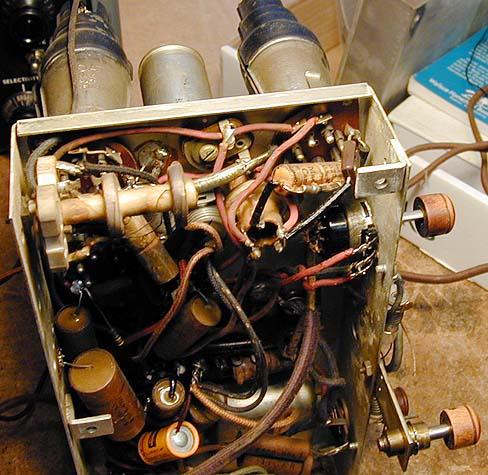 Sparton Model 154b Quot Bluebird Quot Mirror Radio 1936