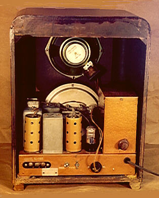 Zenith Model 6 J 230 Tombstone Radio 1938